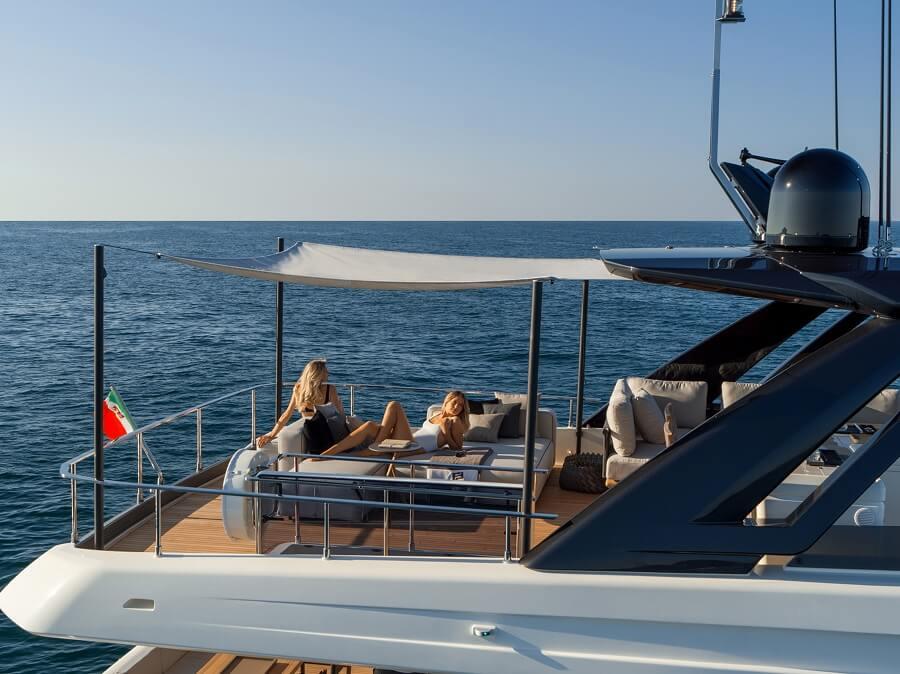 Ferretti Yachts, 780, new, restyle, Hong Seh Marine, Singapore, IdeaeItalia