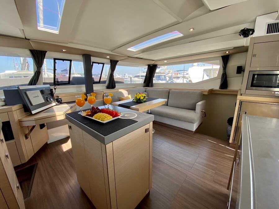 Asia Marine, Thailand, yacht, charter, boat, Azimut 55, Pillars Spirit, Fountaine Pajot Saona 47