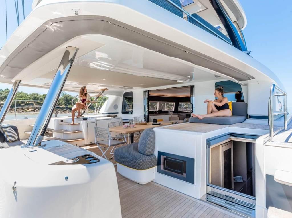 Lagoon, Catamaran, Sixty 5, 55, sail, sailing, multihull, boat