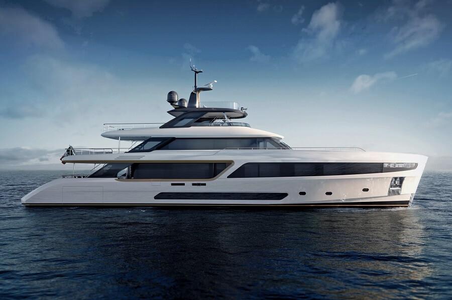 Sanlorenzo, SD126, Yacht, Superyacht, Simpson Marine, Sale, Singapore