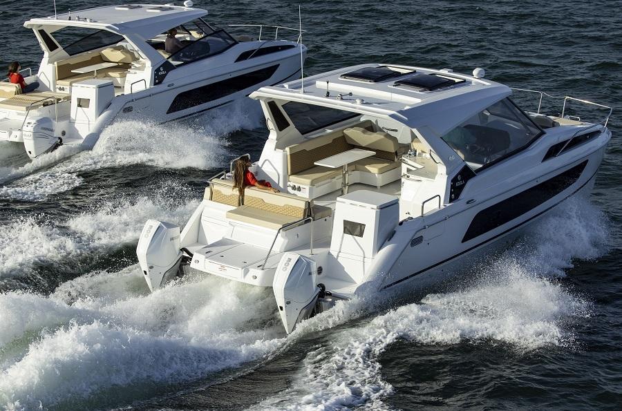 Lex Raas, Aquila, Power, Cats, Catamarans, Sino Eagle, MarineMax, Bill McGill, Brett McGill, Leopard