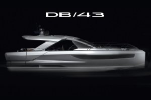 Jeanneau, DB43, day boat, Boot Dusseldorf
