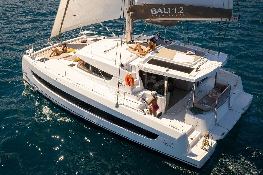 Lagoon, Sunreef, Bali, Sailing, Catamarans, 55, 70, 4.2