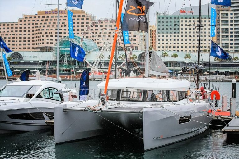 Boating, Rendezvous-Sydney, Beneteau Excess, Lagoon, Cockle Bay Marina, Darling Harbour, Antares, Oceanis, Flyer, yacht, sailing, motor