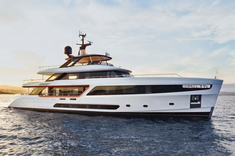 Benetti, Motopanfilo, 37M, Oasis, 40M, Tim Ciasulli, Bacchanal, Fort Lauderdale, Boat Show, yacht, superyacht