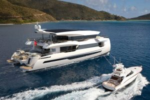 Silent-Yachts, 102, Explorer, solar panels, solar power, boat, yacht, catamaran, solar-electric, Michael Köhler, Marco Casali