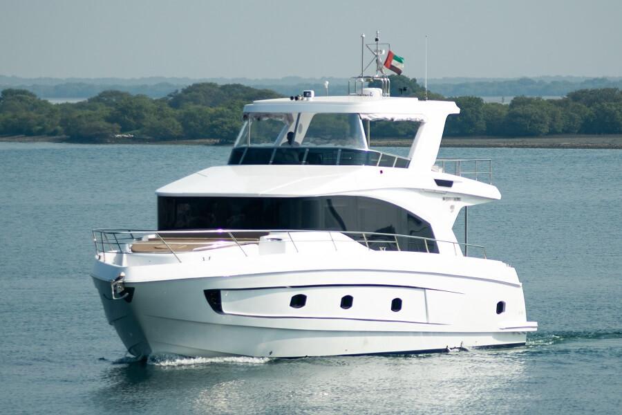 Gulf Craft, Majesty 62 Maldives, yacht, boat, Farfalla Marine