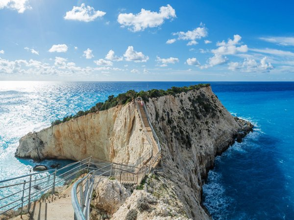 choose lefkada ionian islands for your summer vacations in greece and rent a villa from our luxurious collection