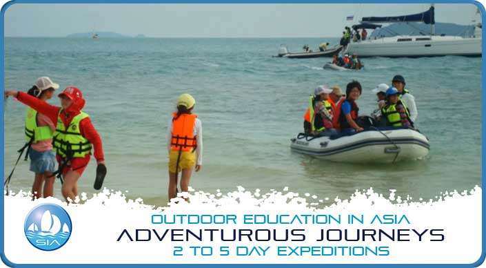 Outdoor education Thailand
