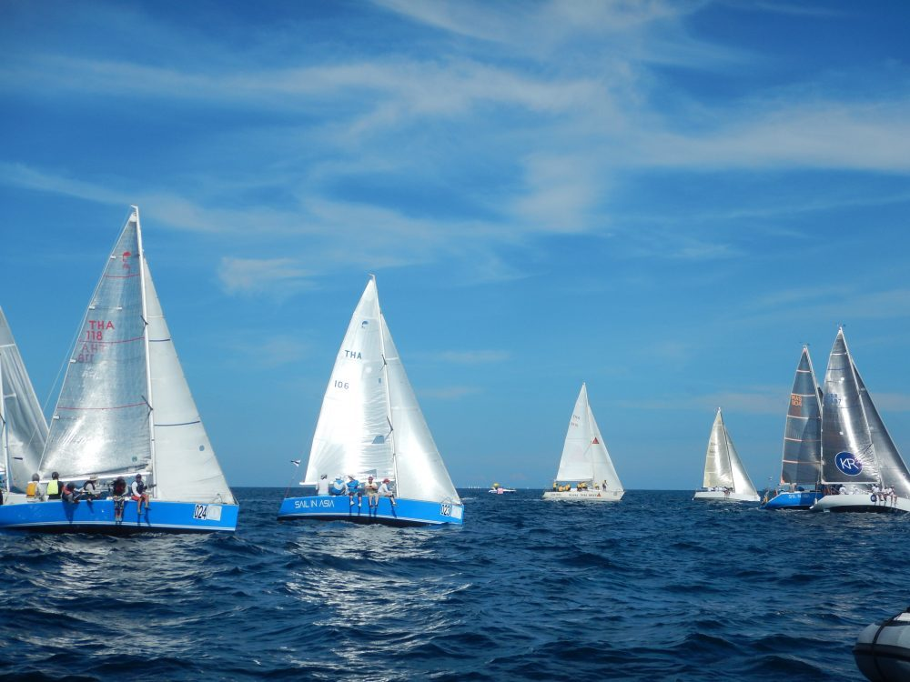 Sail in Asia Fleet