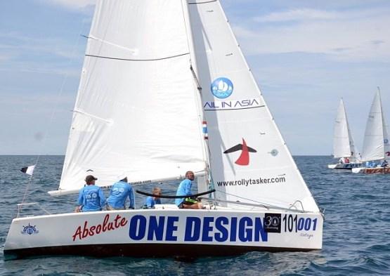 One Design Platu Class