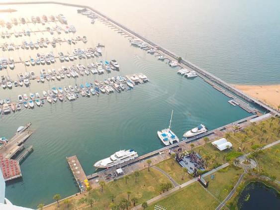 Ocean Marina Pattaya Base