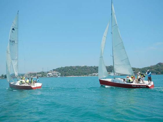 SIA Yachts training schools
