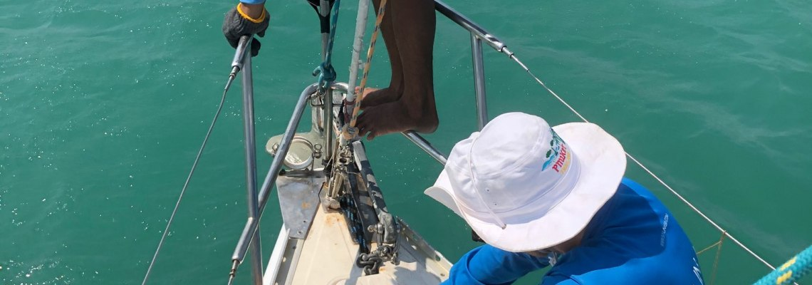 learning the anchoring procedure