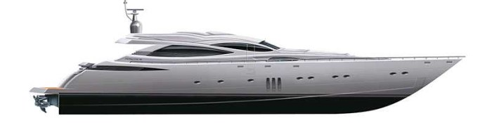 Pershing 115 for Sale