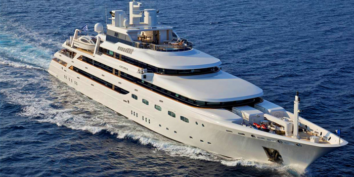 Omega Yacht for Sale