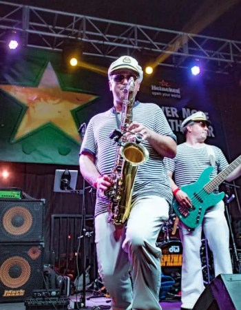 yacht rock sailors captain carl crowd spazmatics silver lakes concert smooth soft rock yachty by nature riverside chino los angeles orange county san diego ventura