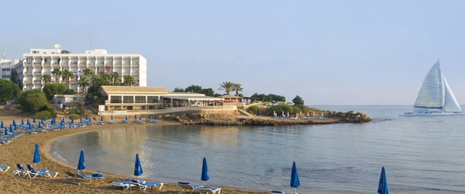 Кипр. Pernera Beach Hotel Protaras