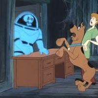 THE MYSTERIOUS WORLD OF SCOOBY-DOO