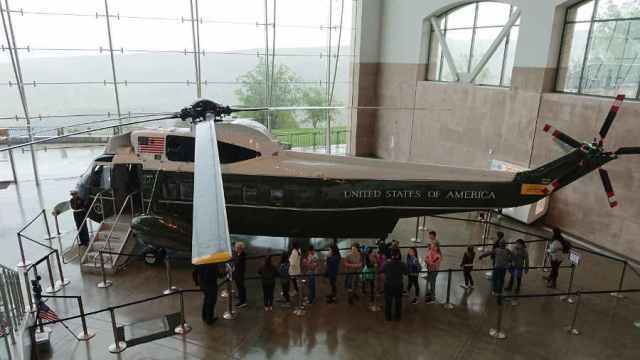 president's pelicopter