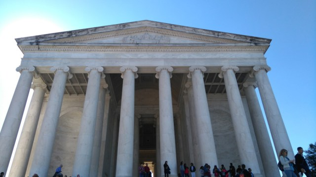 トーマスジェファーソン記念堂