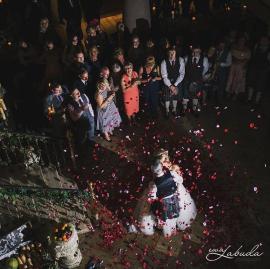 Arta Glasgow Wedding