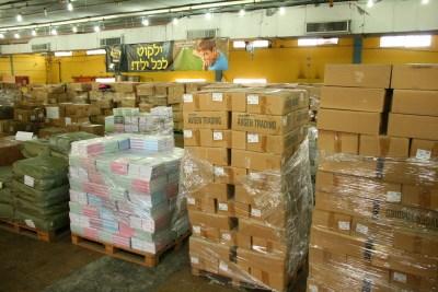 "Stationery logistics center of ""yadbeyad"""