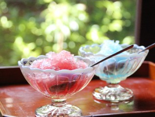 This is a shaved ice.