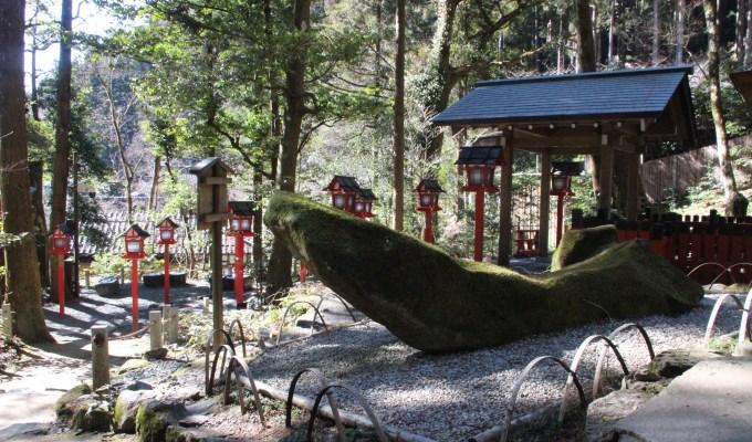 [通年]京都 磐長姫の縁結び 貴船神社