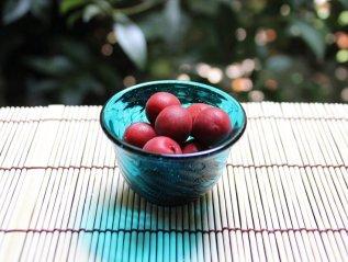 Plum Rice Porridge of HARUYA Morning Porridge