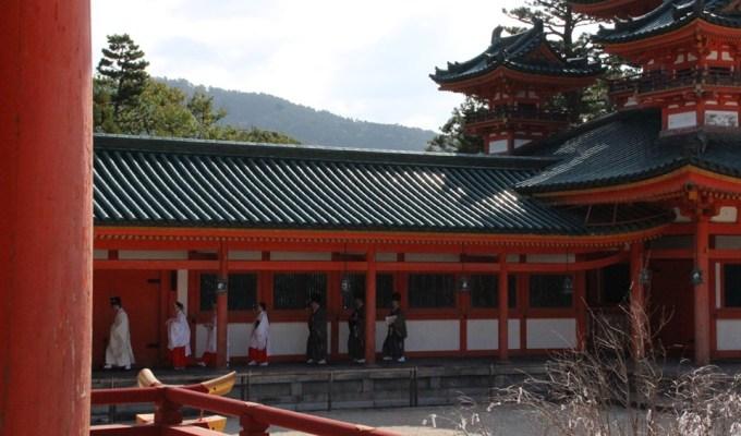 [毎月1日・15日・19日]京都 平安神宮 月次祭