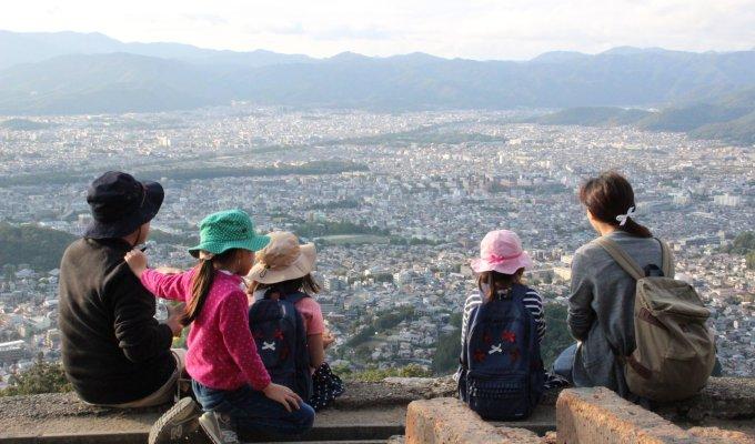 [通年]京都 大文字山 野遊び