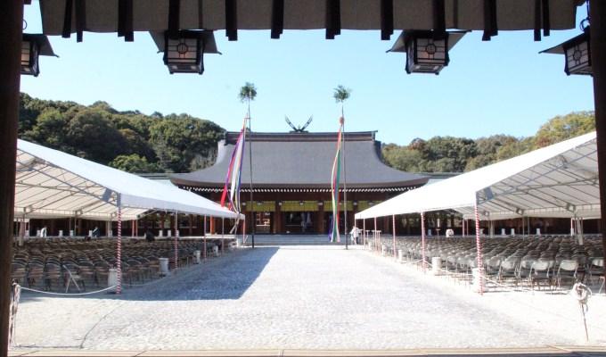 [2月11日]奈良 橿原神宮 紀元祭