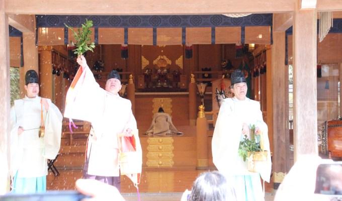 [3月9日]京都 貴船神社 雨乞祭