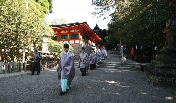[毎月1日・15日]奈良 石上神宮 月次祭