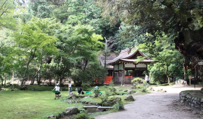 [第3回]神社清掃奉仕 京都 上賀茂神社