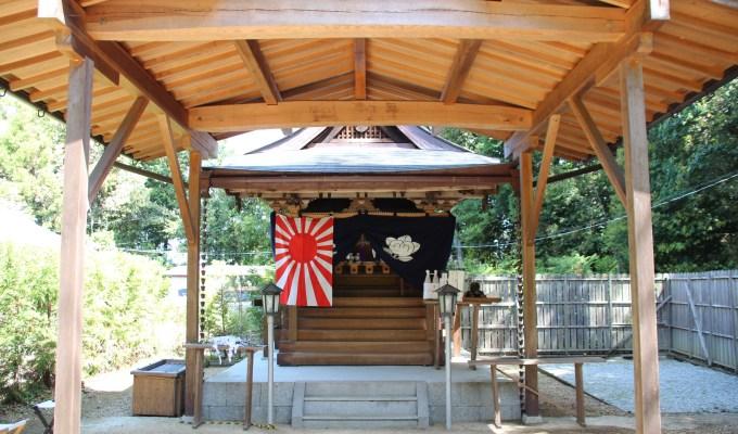 [4月7日]奈良 大和神社 第二艦隊戦没者慰霊祭