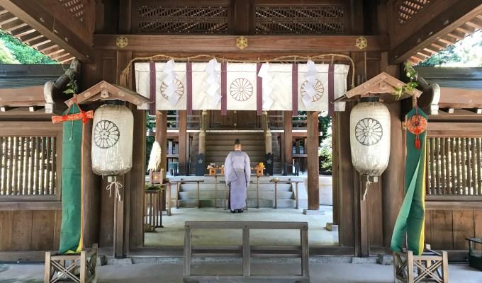 [毎月1日15日]奈良 奈良縣護國神社 月次祭