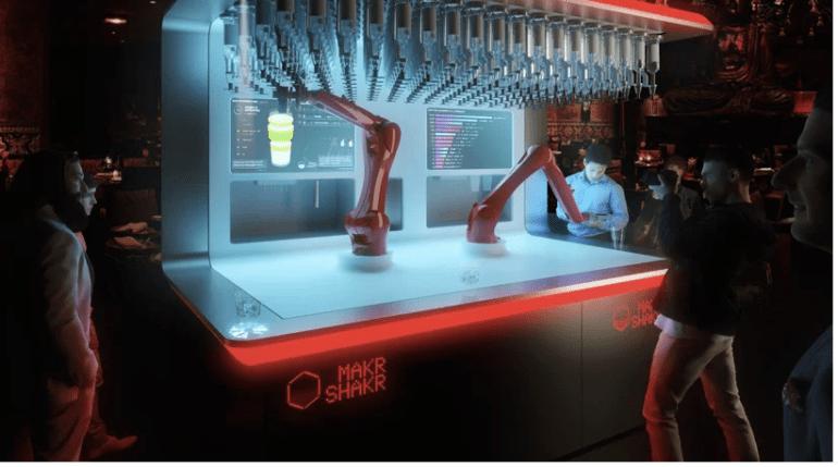 MITで生まれたロボットバー。自動運転コンセプトモデルも登場