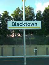 Blacktown Station