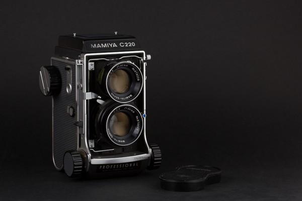 Mamiya C220