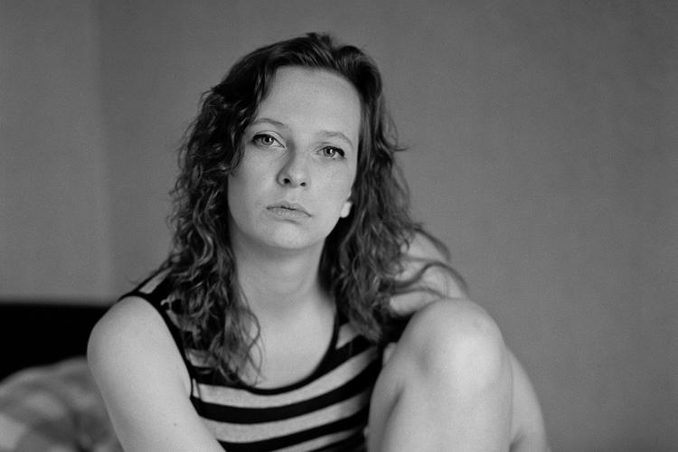 portrait : Elodie (argentique)