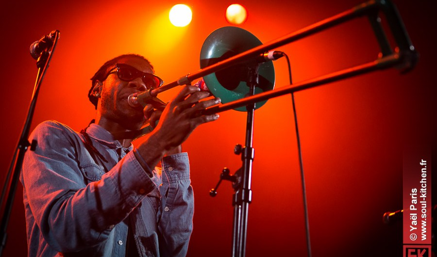 photos : The Soul Rebels + Heymoonshaker @ L'Autre Canal, Nancy | 07.05.2013