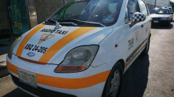 Taxi Chetumal