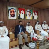 خلال زيارته لمقر قيادة التحالف.. محافظ عدن : لقاءنا مع الاشقاء الاماراتيين فاتحة خير لعدن