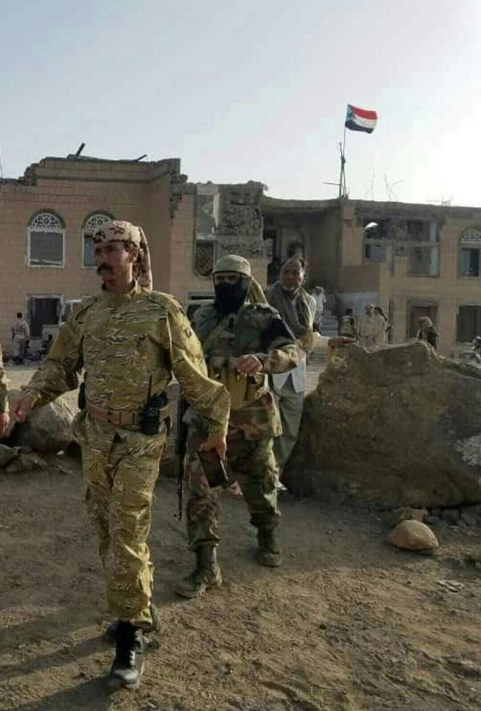 عاجل.. قوات المقاومة الجنوبية بالضالع تسيطر على مواقع جديدة بحمر السادة وتكسر المليشيات الحوثية في شمال حجر