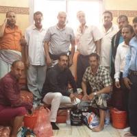 ناشطون جنوبيون يعقدون لقائا تعارفيا في عدن