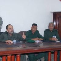 مدير امن عدن يعقد اجتماعا بمدراء مراكز الشرطة وقيادات المناطق والادارات لمناقشة جملة من القضايا الأمنية