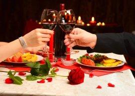 Пища богов: романтический ужин