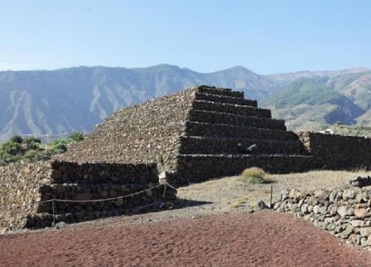 Пирамиды на Канарах